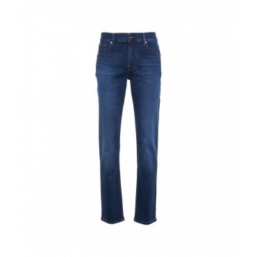 Jeans Slimmy Tapered blu