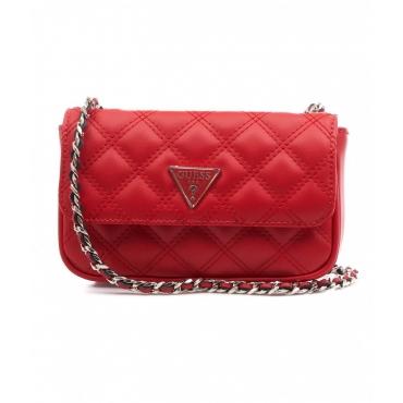 Mini-borsa Cessily rosso