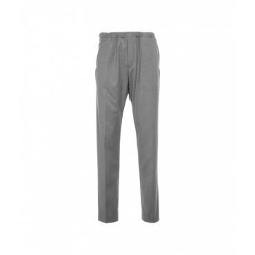 Pantalone Joggy style Mirko grigio chiaro