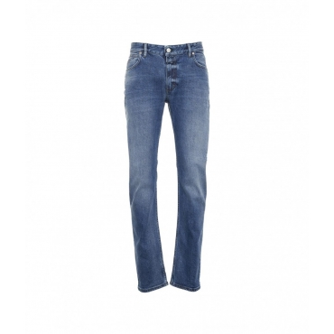 Jeans Unity Slim blu