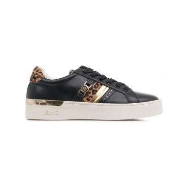 Sneaker Silvia nero