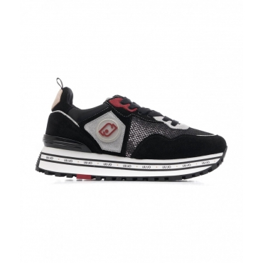 Sneaker Maxi Wonder nero