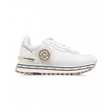 Sneaker Maxi Wonder bianco