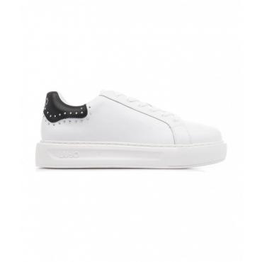 Sneaker Kylie bianco