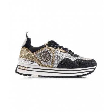 Sneaker Maxi Wonder argento