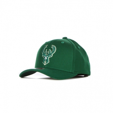 CAPPELLINO VISIERA CURVA UOMO NBA SAINT REDLINE SNAPBACK MILBUC GREEN/CELTICS GREEN