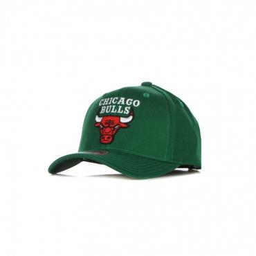 CAPPELLINO VISIERA CURVA UOMO NBA SAINT REDLINE SNAPBACK CHIBUL GREEN/CELTICS GREEN