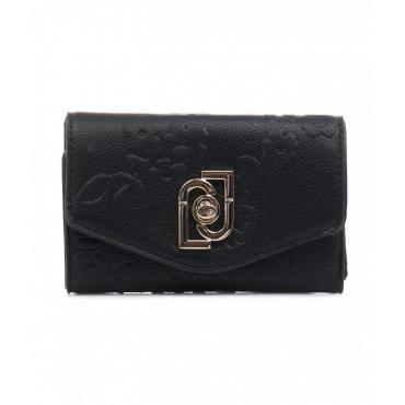 Wallet Trifold nero