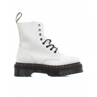 Boots Platform Jadon bianco