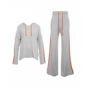 Knit Suit Buskier grigio