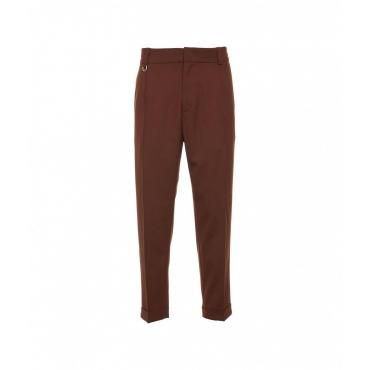Pantalone casual marrone