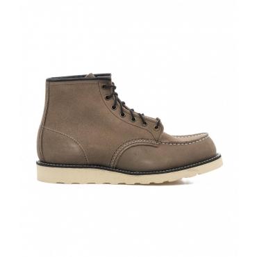 Boots Moc Toe Slate tortora