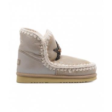 Boots Eskimo 18 Front Star grigio