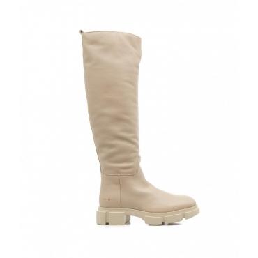 Boots CPH55 in pelle crema