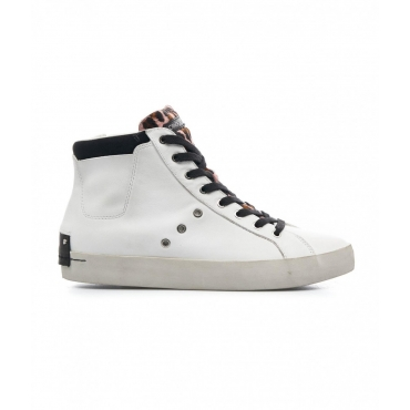 High top sneaker Heritage bianco