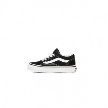 scarpa bassa bambino old skool BLACK/TRUE WHITE
