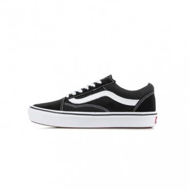 scarpa bassa uomo comfy cush old skool classic BLACK/TRUE WHITE