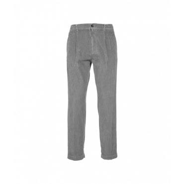 Pantaloni di velluto a coste Mitte grigio