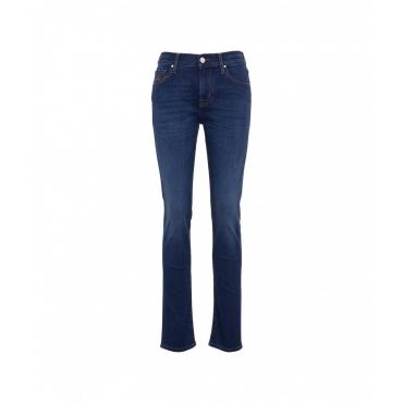 Skinny Jeans Kimberly blu