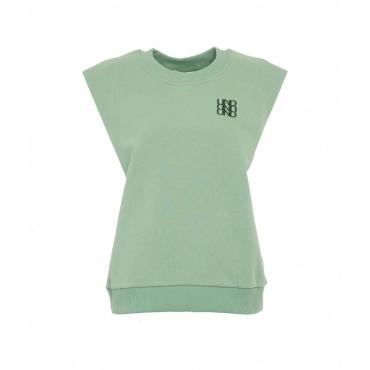 Sweatshirt Jaey verde