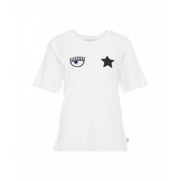 T-shirt Eyestar bianco