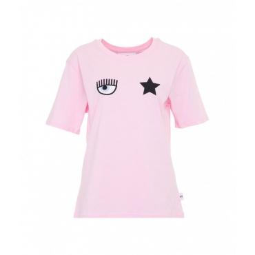 T-shirt Eyestar rosa