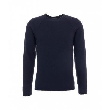 Maglione blu scuro