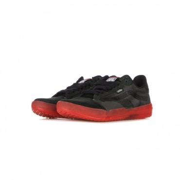 scarpa bassa uomo evdnt ultimate waffle BLACK/RED