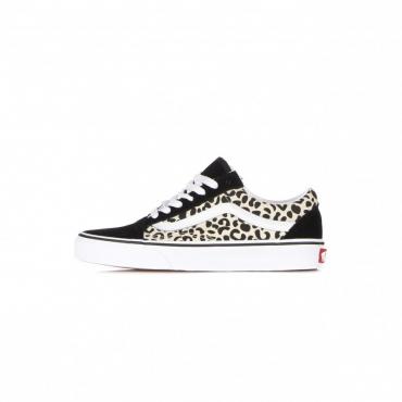 scarpa bassa donna old skool safari multi MULTI/TRUE WHITE