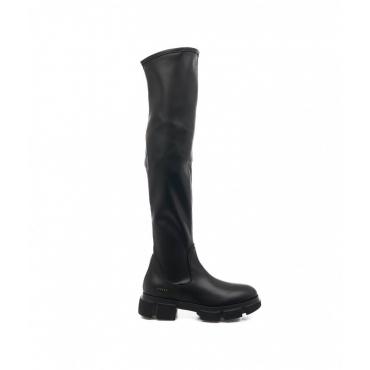 Boots CPH55 in pelle nero