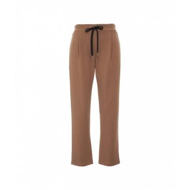 Wide leg pants Cammello