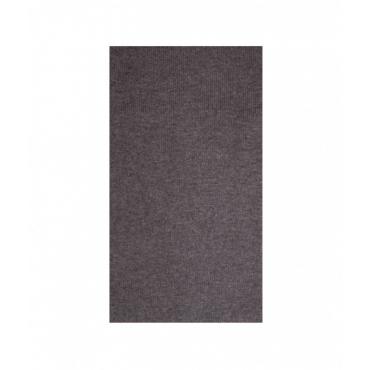 Sciarpa in cashmere grigio scuro