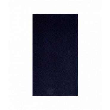Sciarpa in cashmere blu scuro