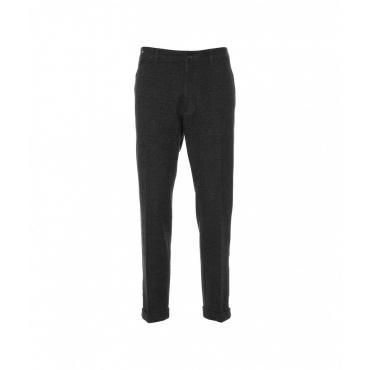 Pantalone in jersey grigio scuro