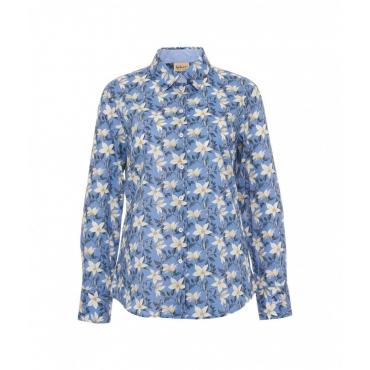 Camicia Barbara azzurro