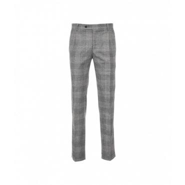 Pantaloni Gemma Glencheck grigio