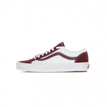 scarpa bassa uomo style 36 classic sport PORT ROYALE/TRUE WHITE