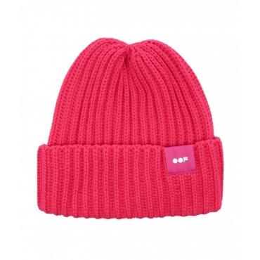 Berretto in lana pink