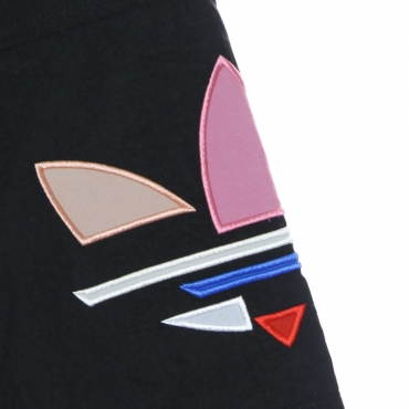 pantalone tuta donna shattered track pants BLACK