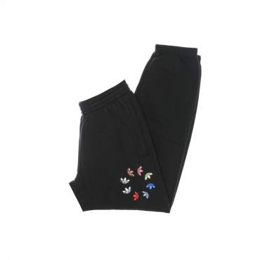 pantalone tuta leggero uomo adicolor shattered trefoil sweatpant BLACK/MULTI