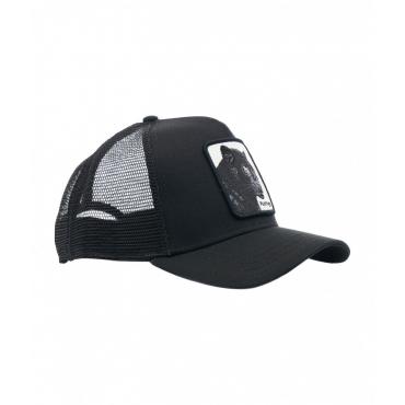 Baseball cap Panther nero