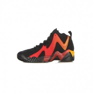 scarpa alta uomo kamikaze ii BLACK/FLASH RED/SEMI SOLAR GOLD