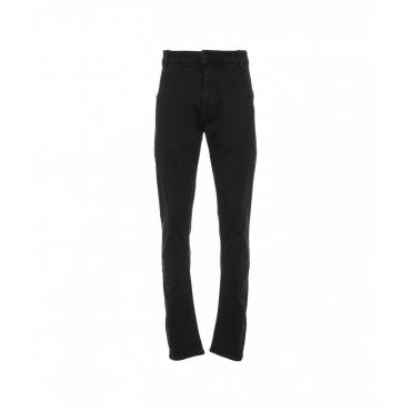 Pantalone a cavallo basso grigio scuro