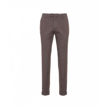 Pantalone chino Cammello
