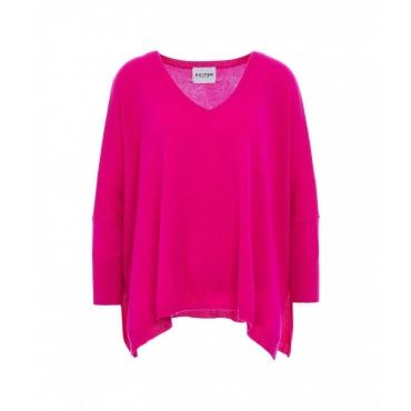 Oversize Sweater Minie Lila