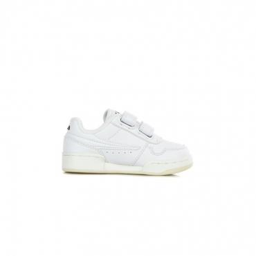 scarpa bassa bambino arcade velcro infants WHITE/WHITE