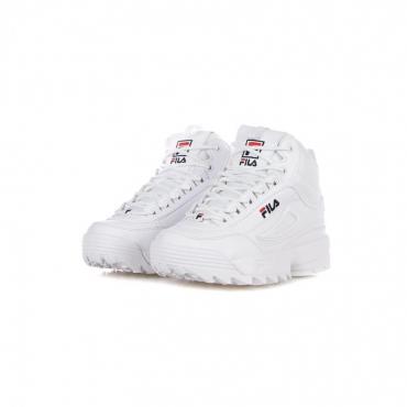 scarpa alta donna disruptor mid wmn WHITE