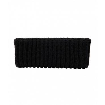 Fascia in maglia nero