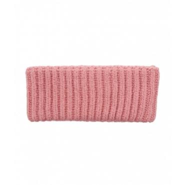 Fascia in maglia rosa