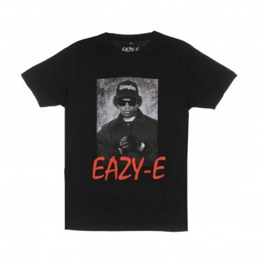 maglietta uomo eazy e logo tee BLACK